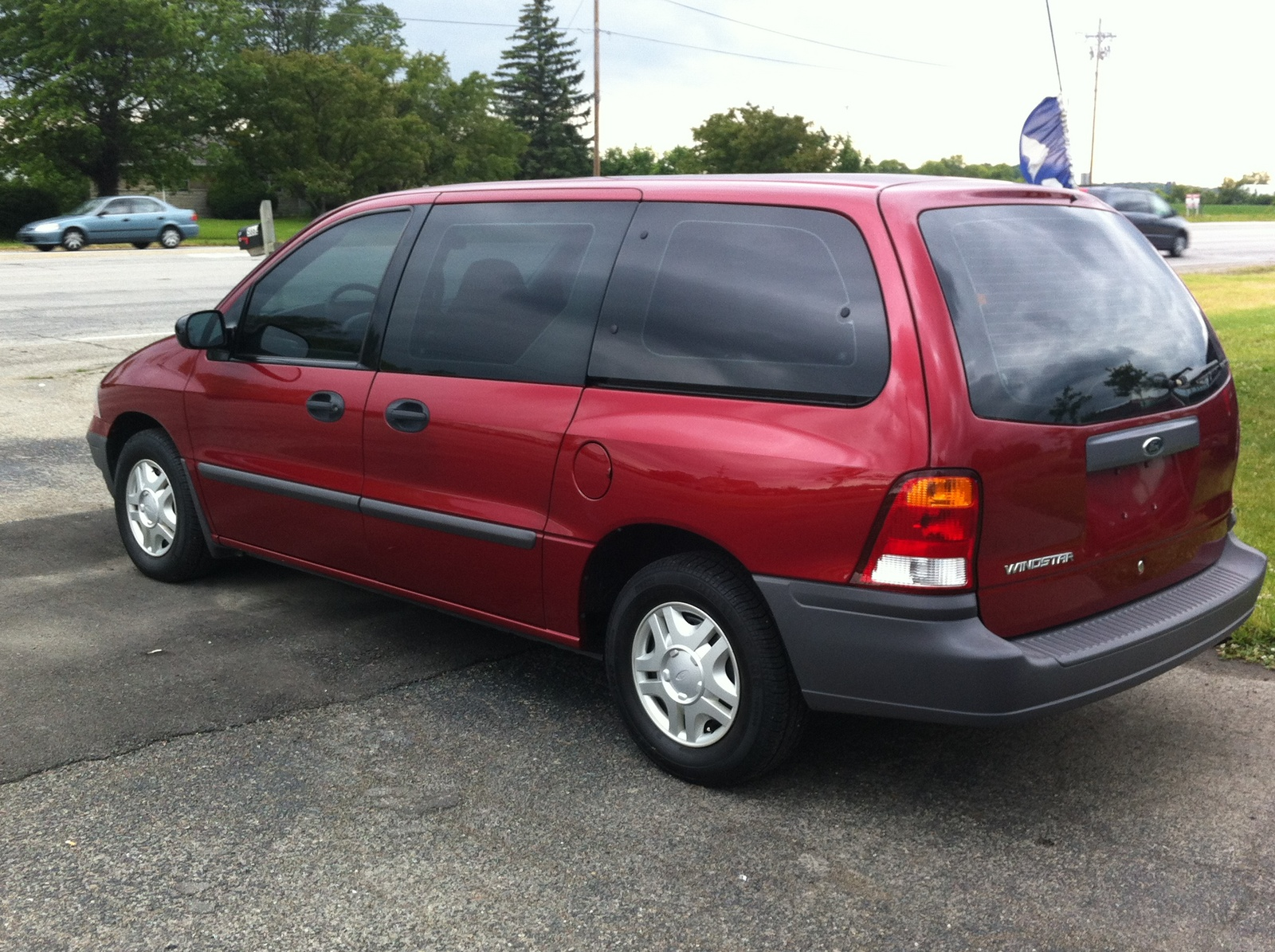 1999 Ford Windstar #5