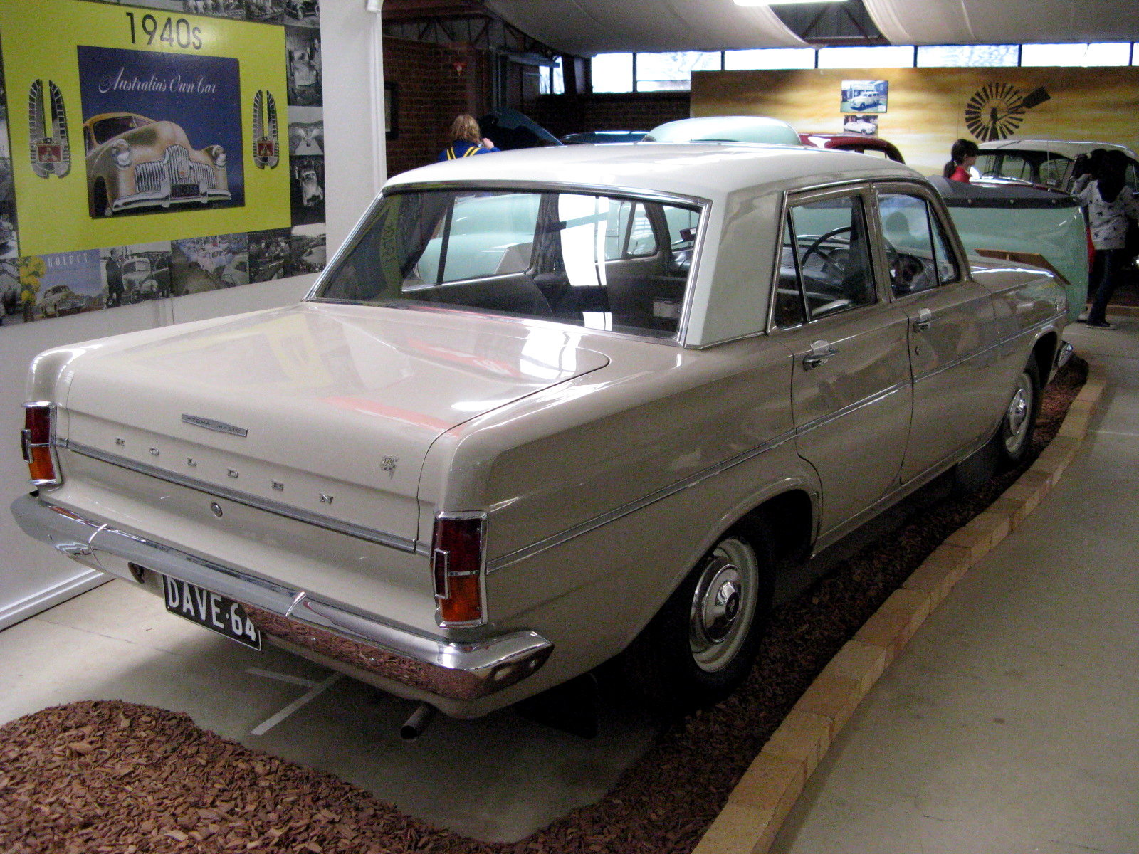 1964 Holden EH #3