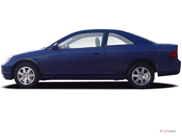 2003 Honda Civic #4