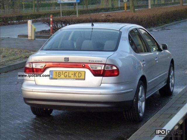 2001 Seat Toledo Photos Informations Articles