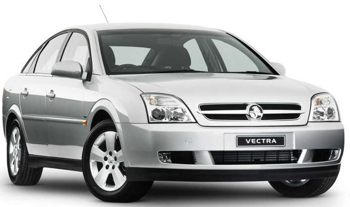 2004 Holden Vectra #9