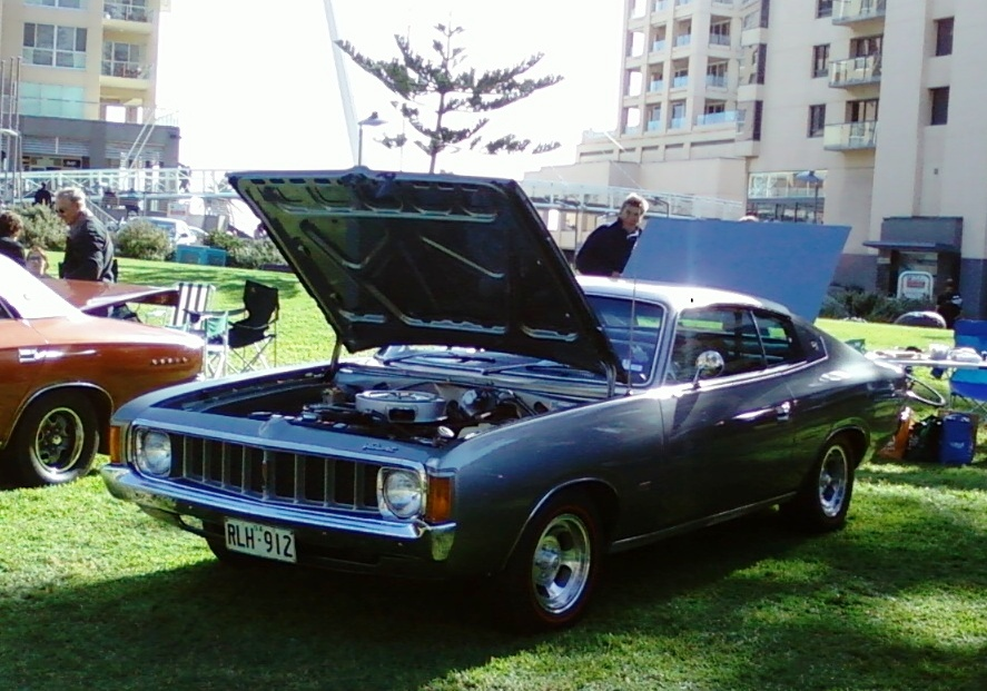1975 Chrysler Charger #7
