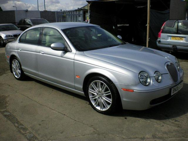 2006 Jaguar S-type #7