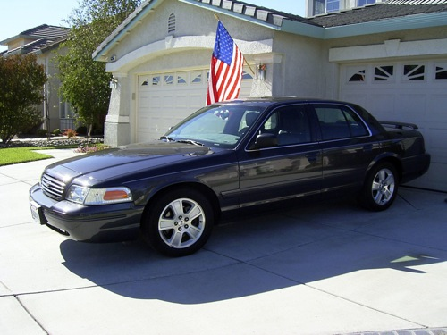 2010 Ford Crown Victoria #10