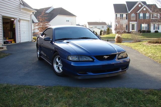1996 Ford Mustang #7
