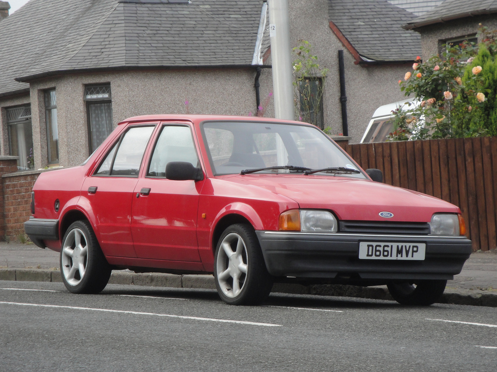 1986 Ford Orion #3