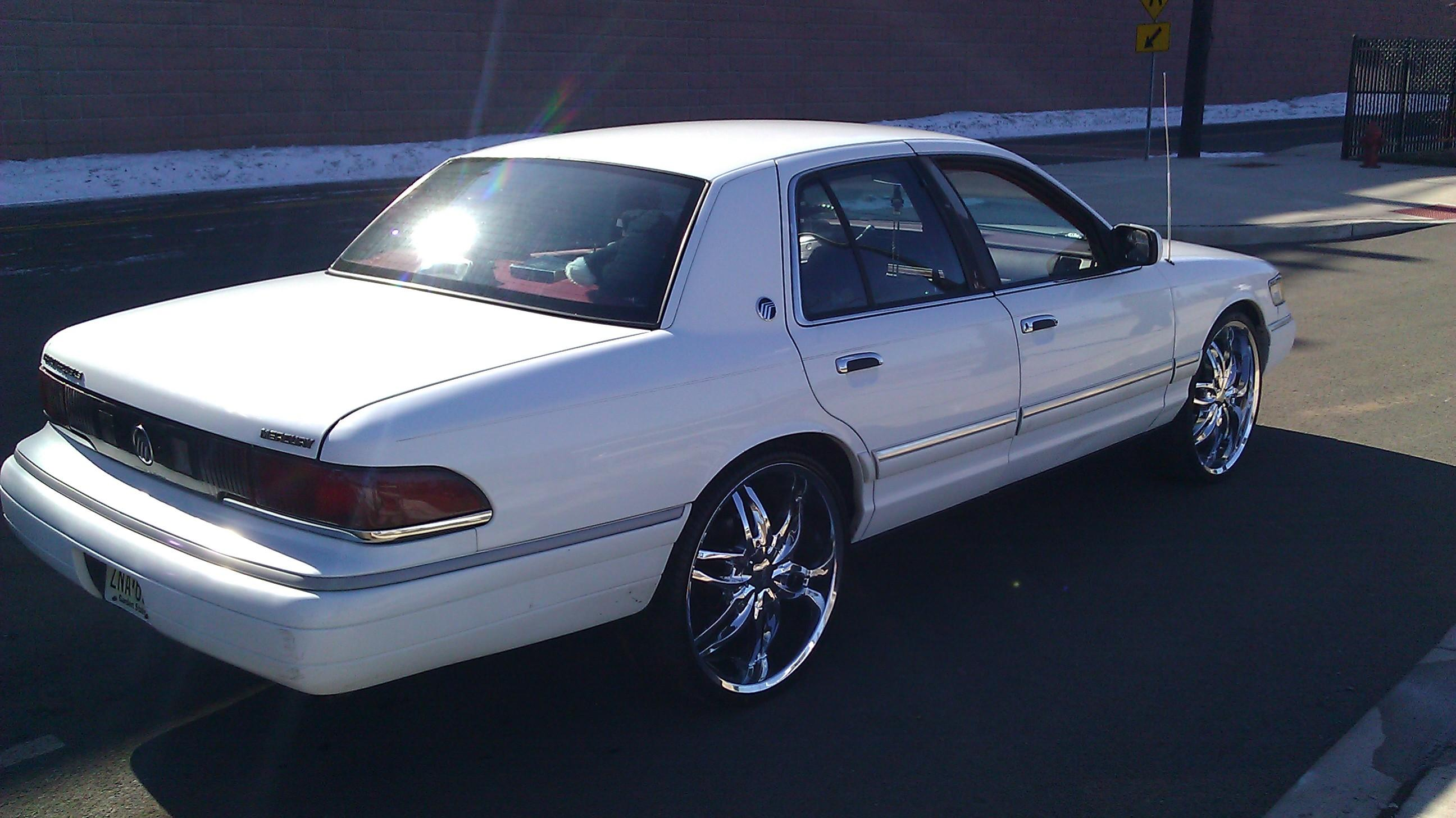 1993 Mercury Grand Marquis #2