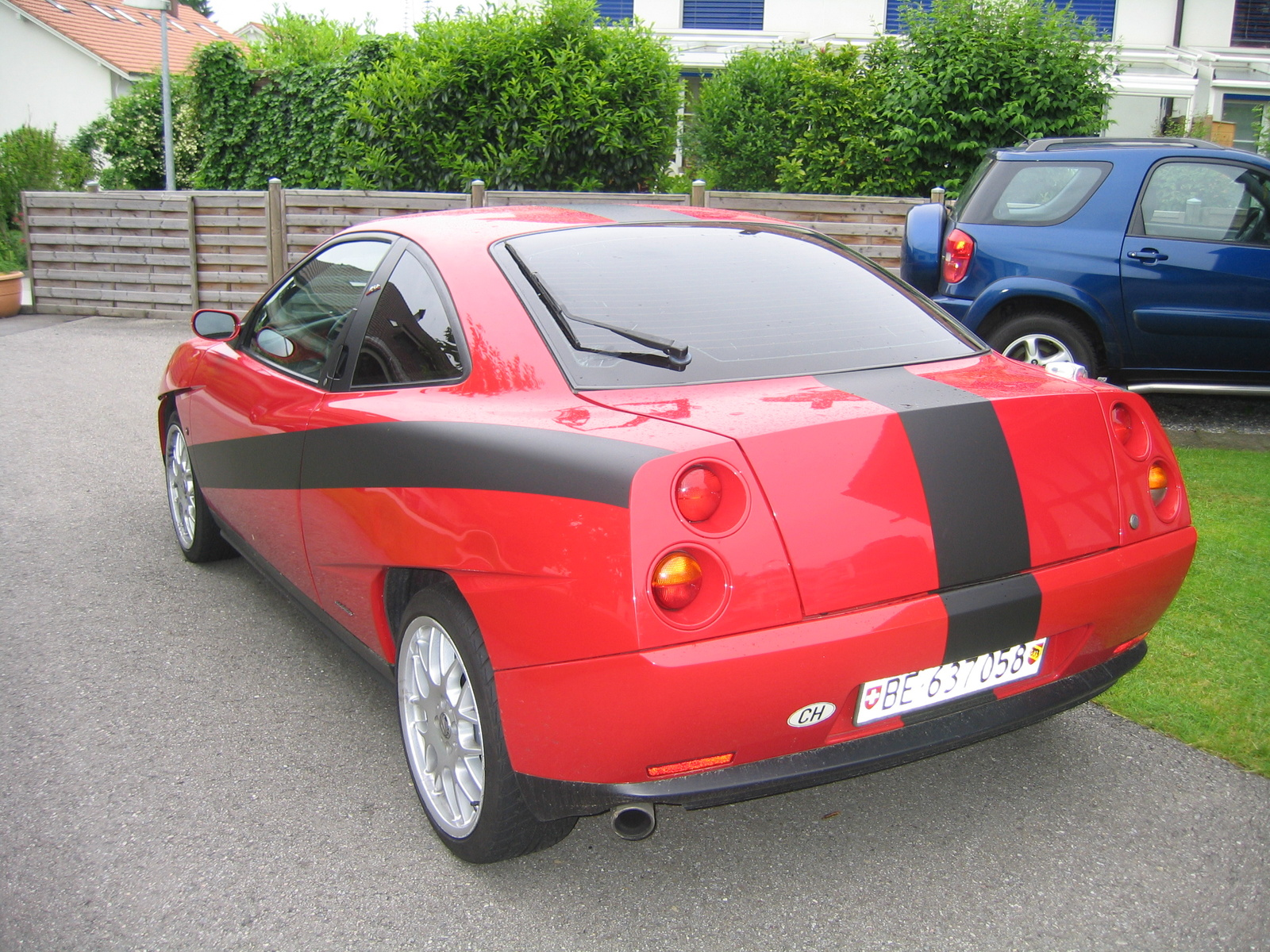 1995 Fiat Coupe #6