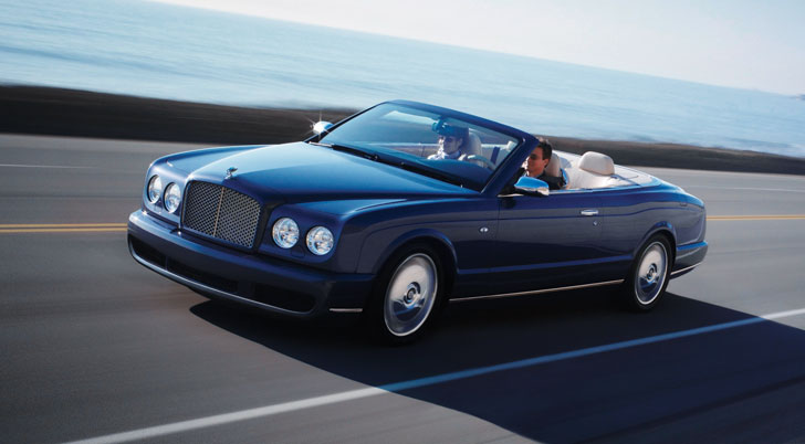 2008 Bentley Azure #15