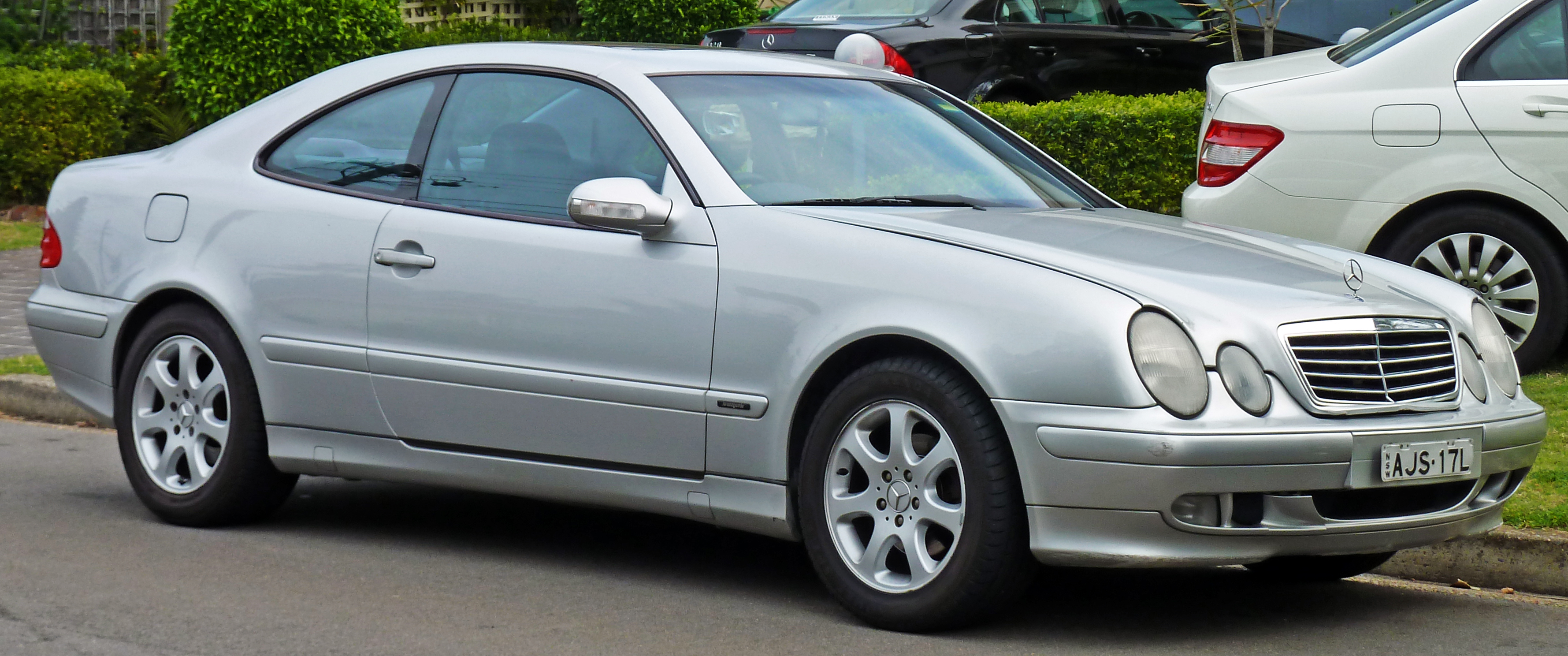 2000 Mercedes-Benz CLK #1