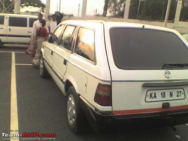 1999 Tata Estate #17