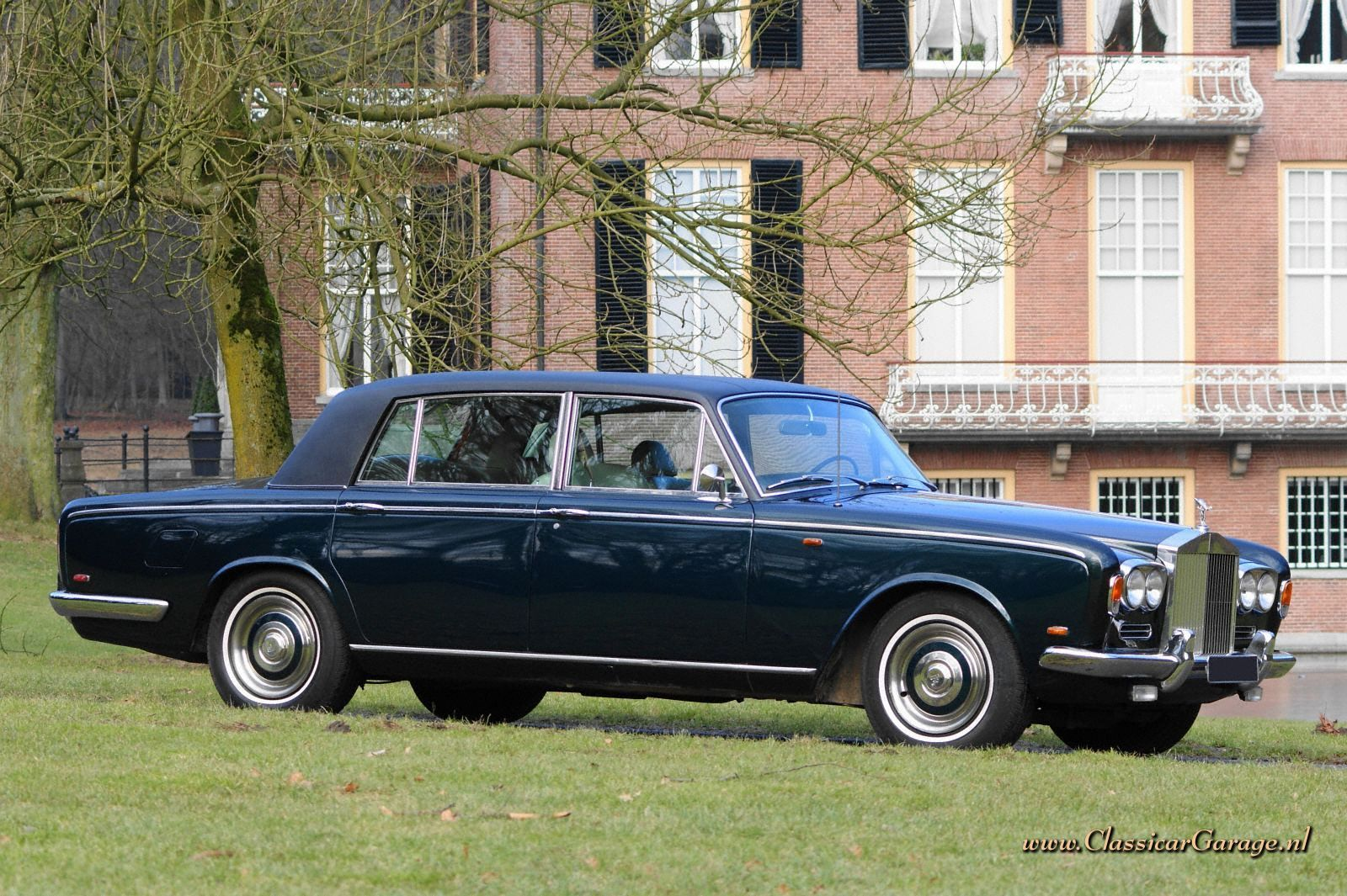 1969 Rolls royce Silver Shadow #5
