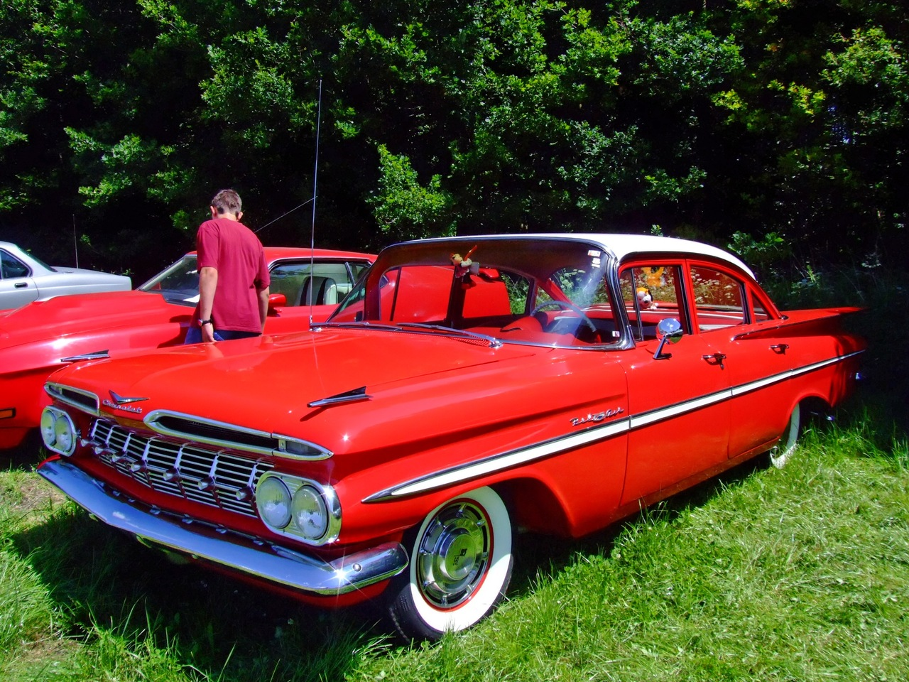 1959 Chevrolet Bel Air #1