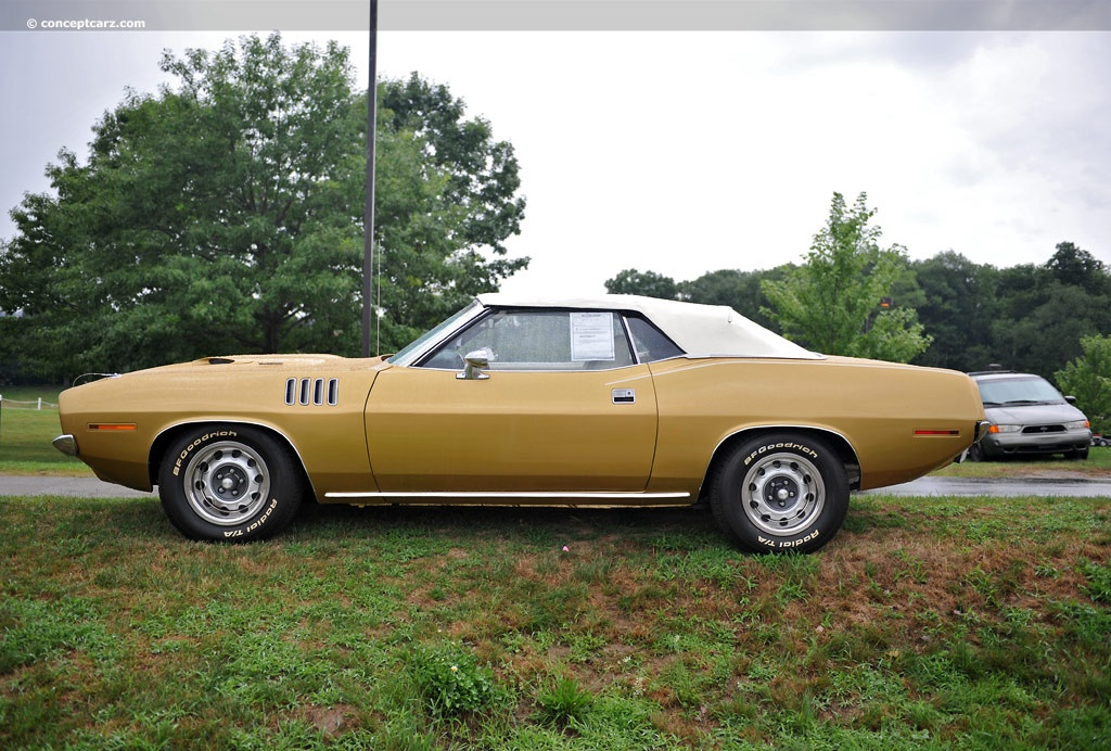 1971 Plymouth Barracuda #13