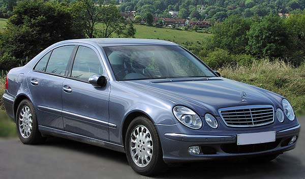 2003 mercedes benz e photos informations articles for 2003 mercedes benz suv