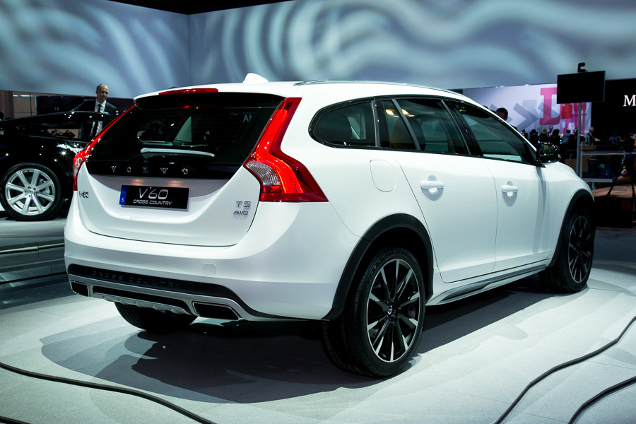 Volvo V60 Cross Country #7