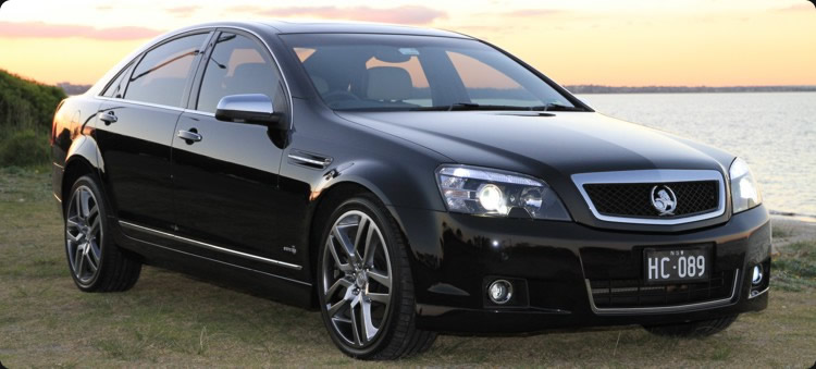 2011 Holden Caprice Photos Informations Articles