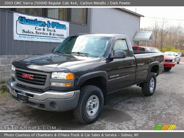 2003 GMC Sierra 2500hd #14