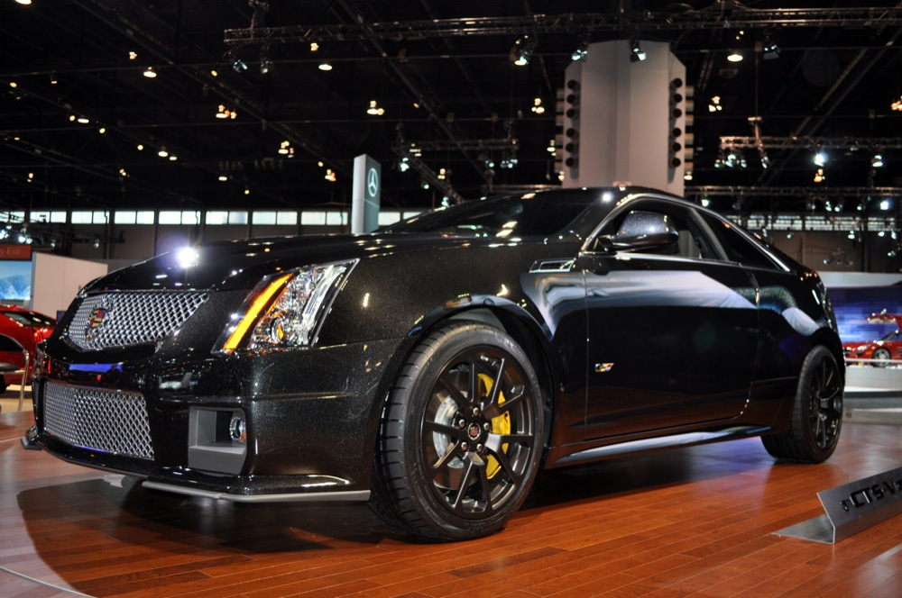2013 Cadillac Cts-v Coupe #10