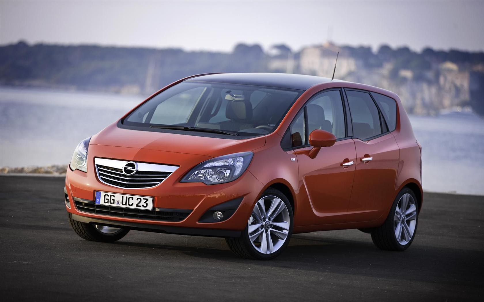 2012 opel meriva photos informations articles. Black Bedroom Furniture Sets. Home Design Ideas
