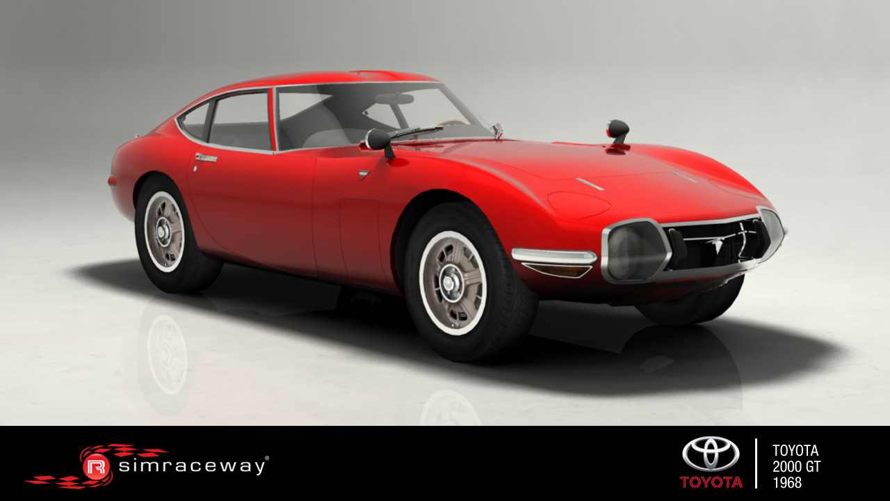 1968 toyota 2000gt photos informations articles. Black Bedroom Furniture Sets. Home Design Ideas