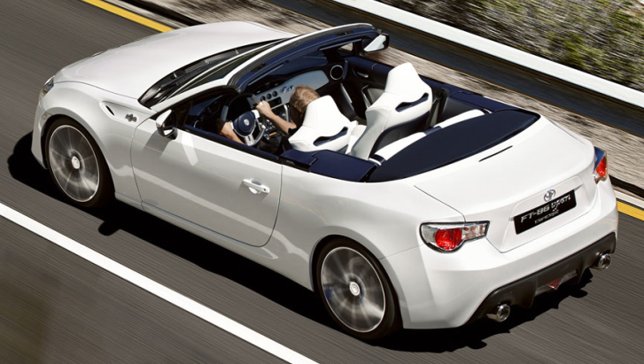 2014 Scion Fr-s Convertible #14