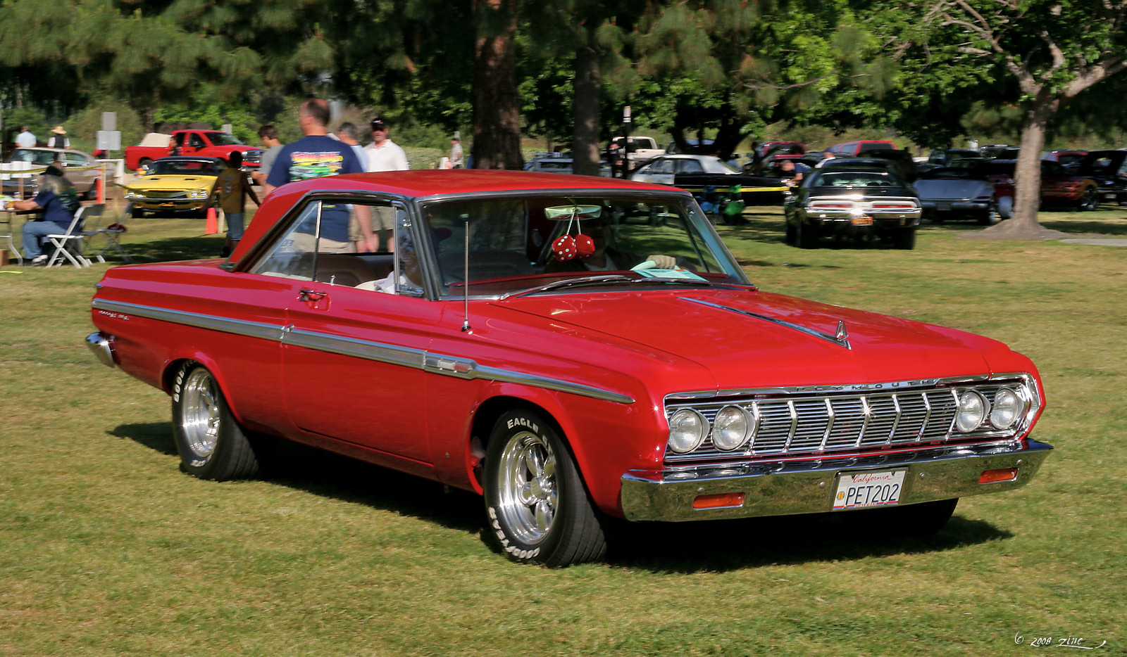 Plymouth Fury #6
