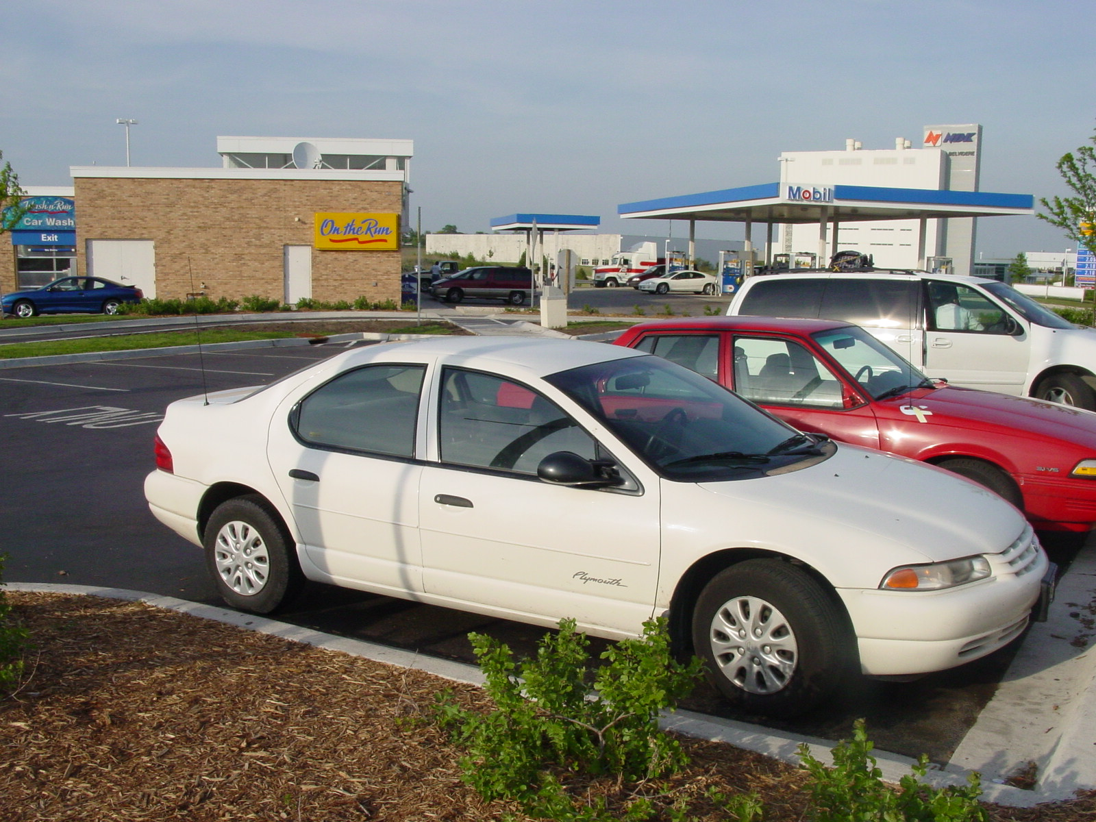 1998 Plymouth Breeze #9