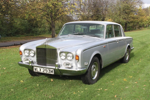 1974 Rolls royce Silver Shadow #1