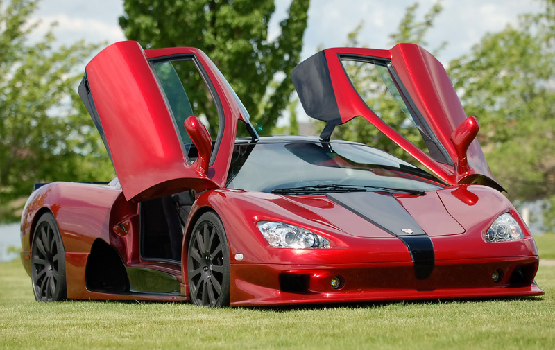 2006 SSC Ultimate Aero #2