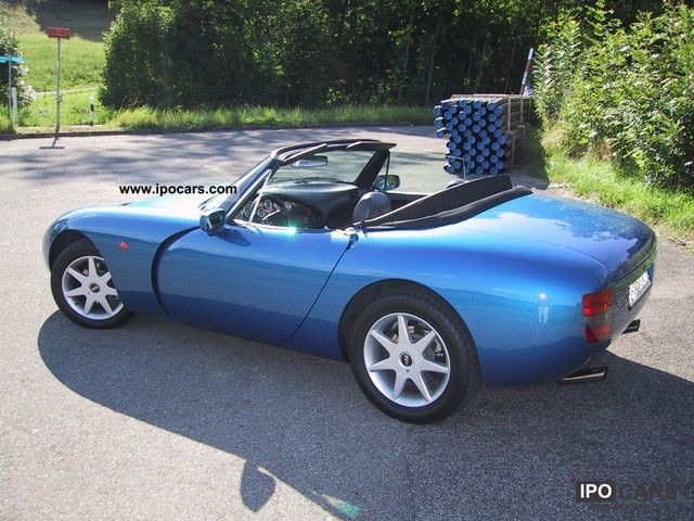 1996 TVR Griffith #13