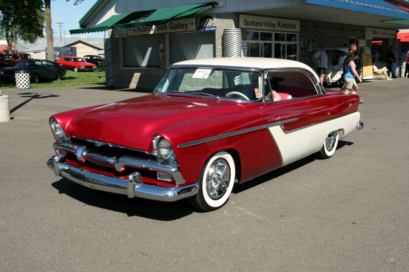 1955 Plymouth Belvedere #6