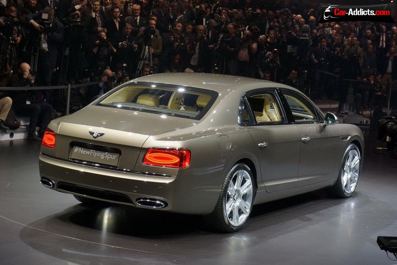 2013 Bentley Continental Flying Spur #13