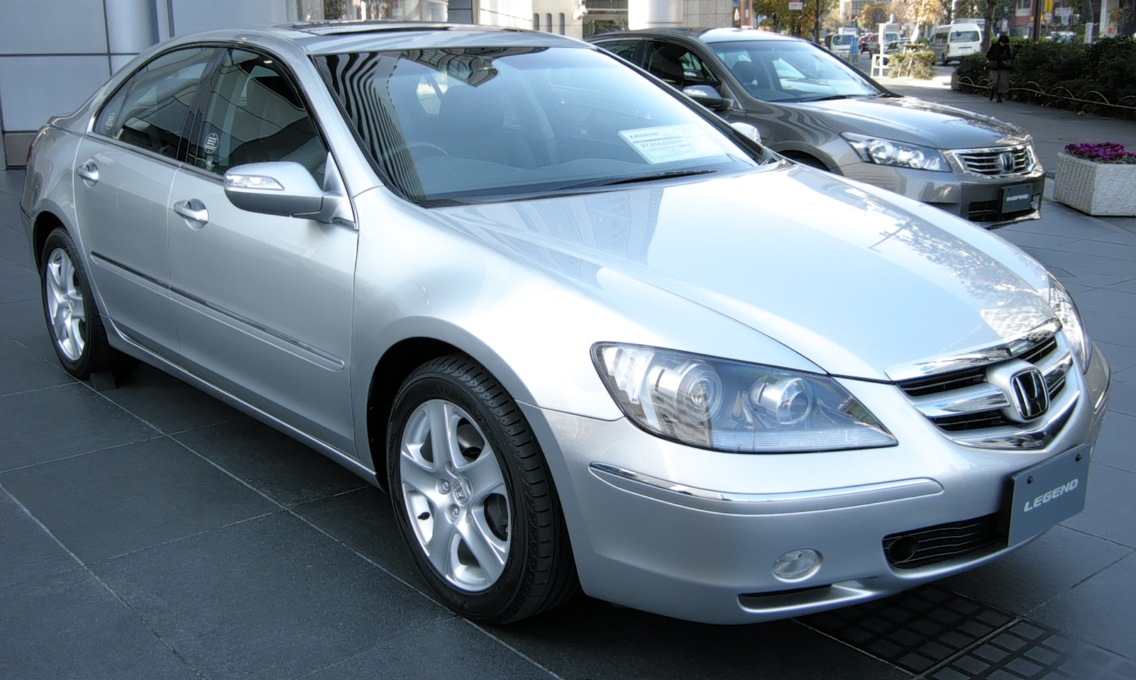 2007 Honda Legend #6