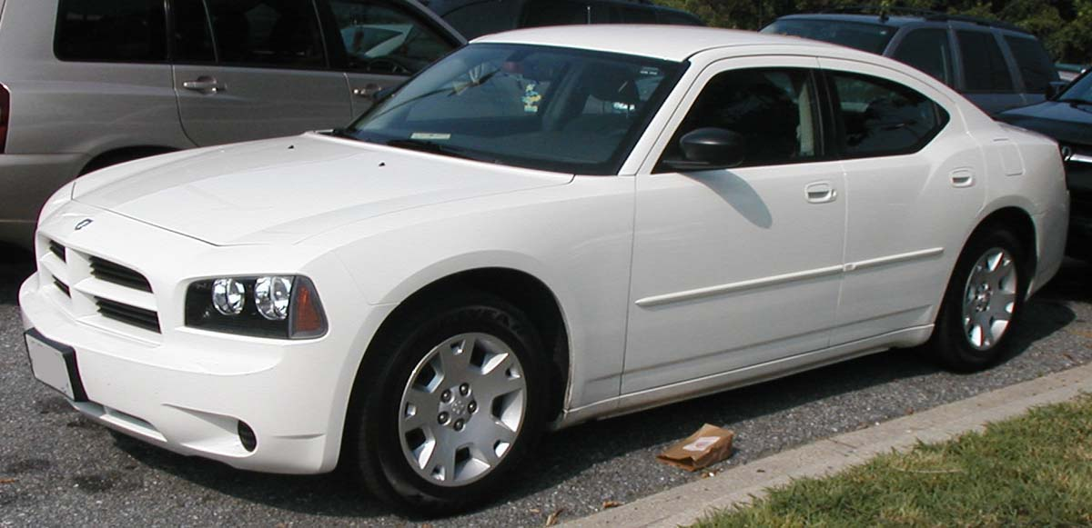 2006 Dodge Charger #10