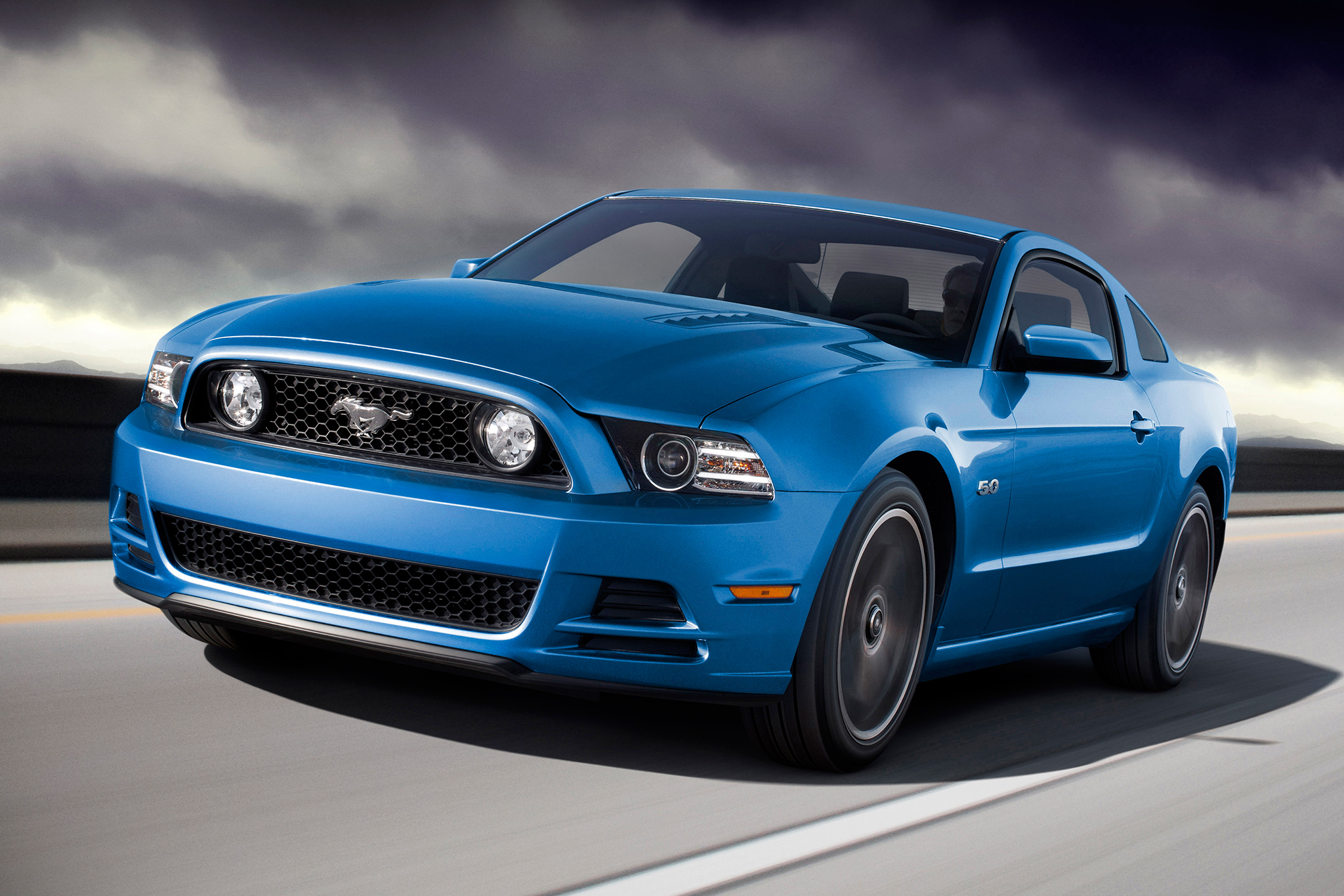 2014 Ford Mustang #2