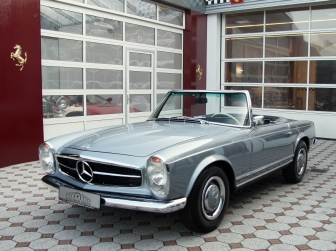 1966 Mercedes-Benz SL #2