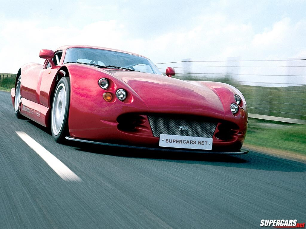 2003 TVR Speed 12 #9