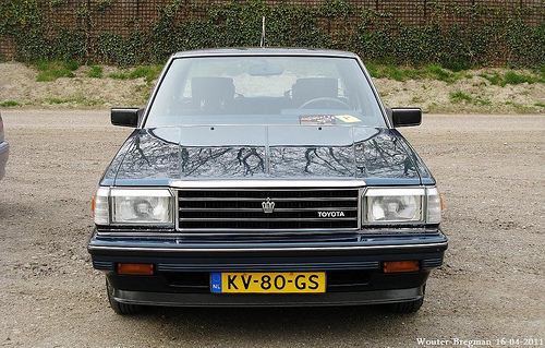1984 Toyota Crown #10