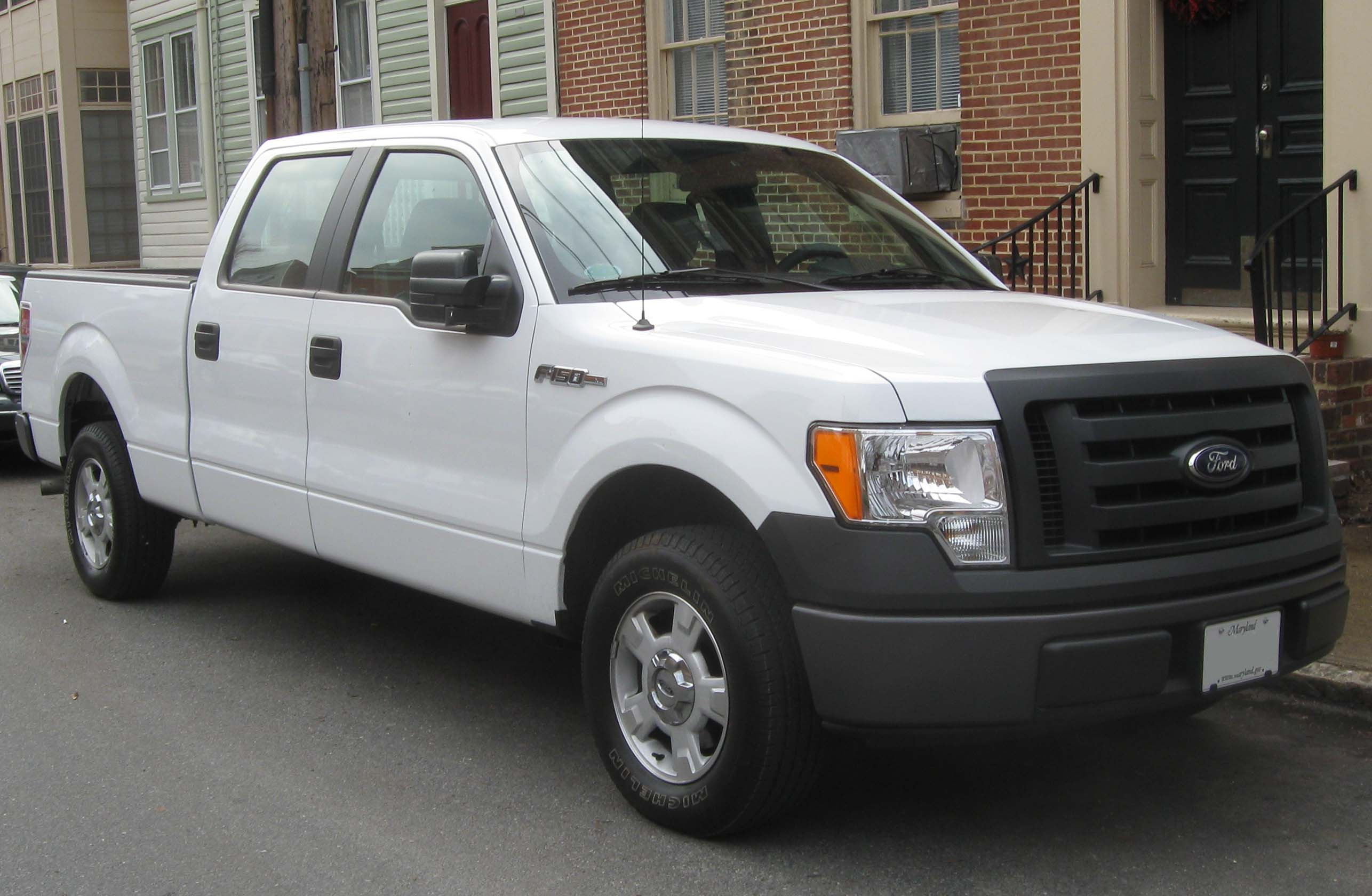 2010 Ford F-150 #5