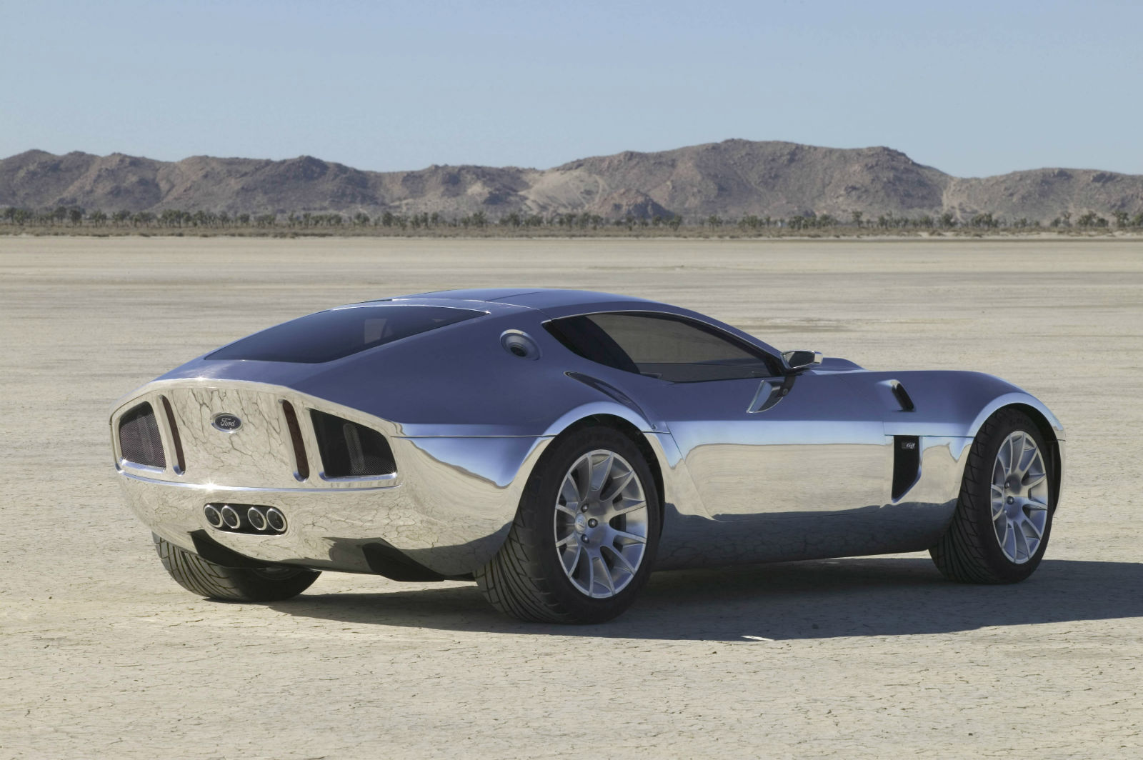 Ford Shelby GR-1 Concept #9