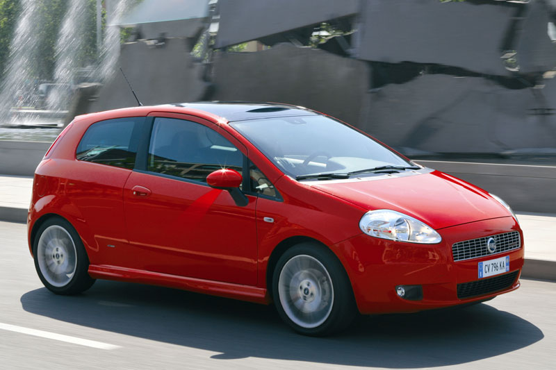2007 fiat grande punto photos informations articles. Black Bedroom Furniture Sets. Home Design Ideas