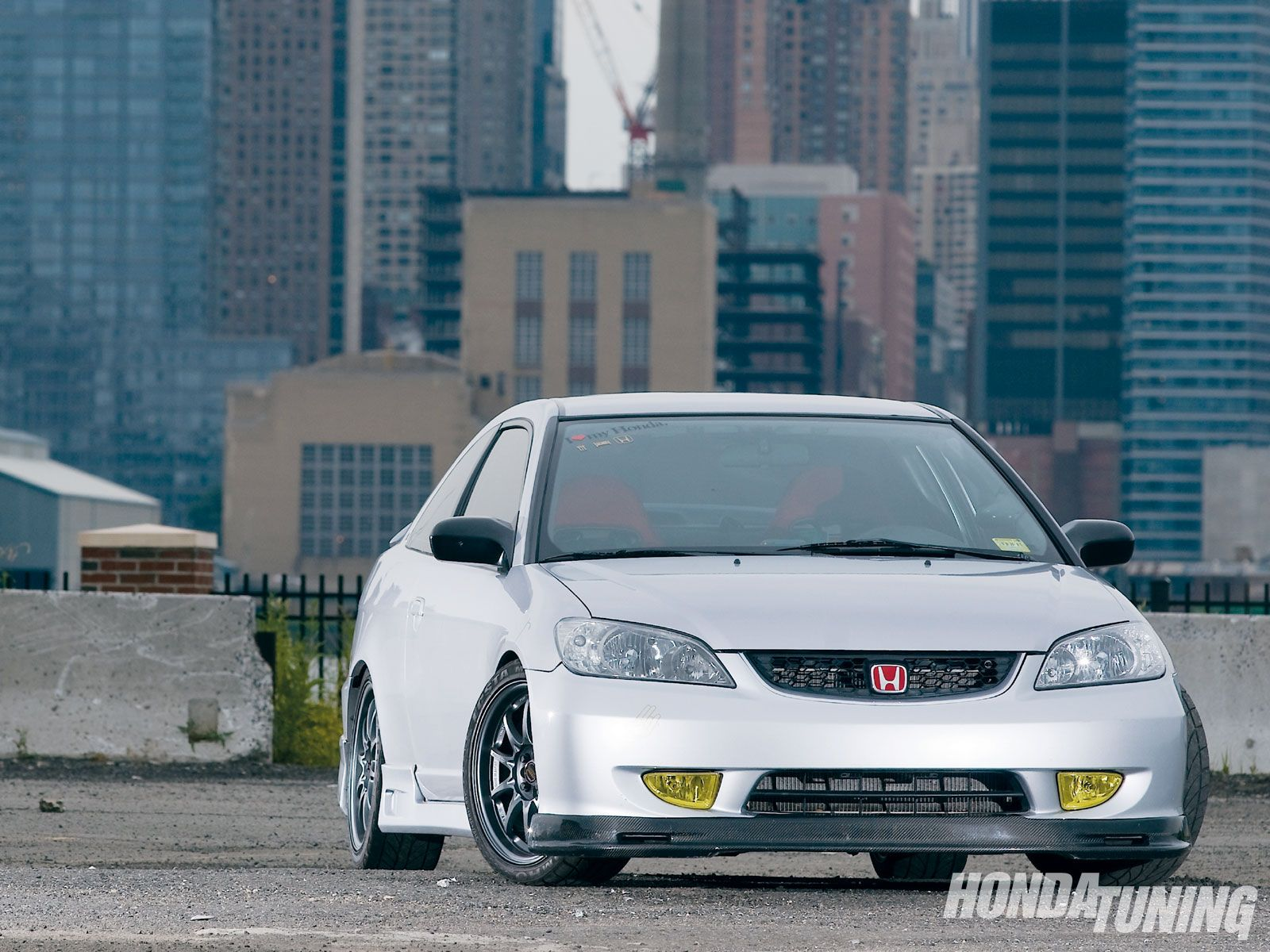 2005 Honda Civic #12