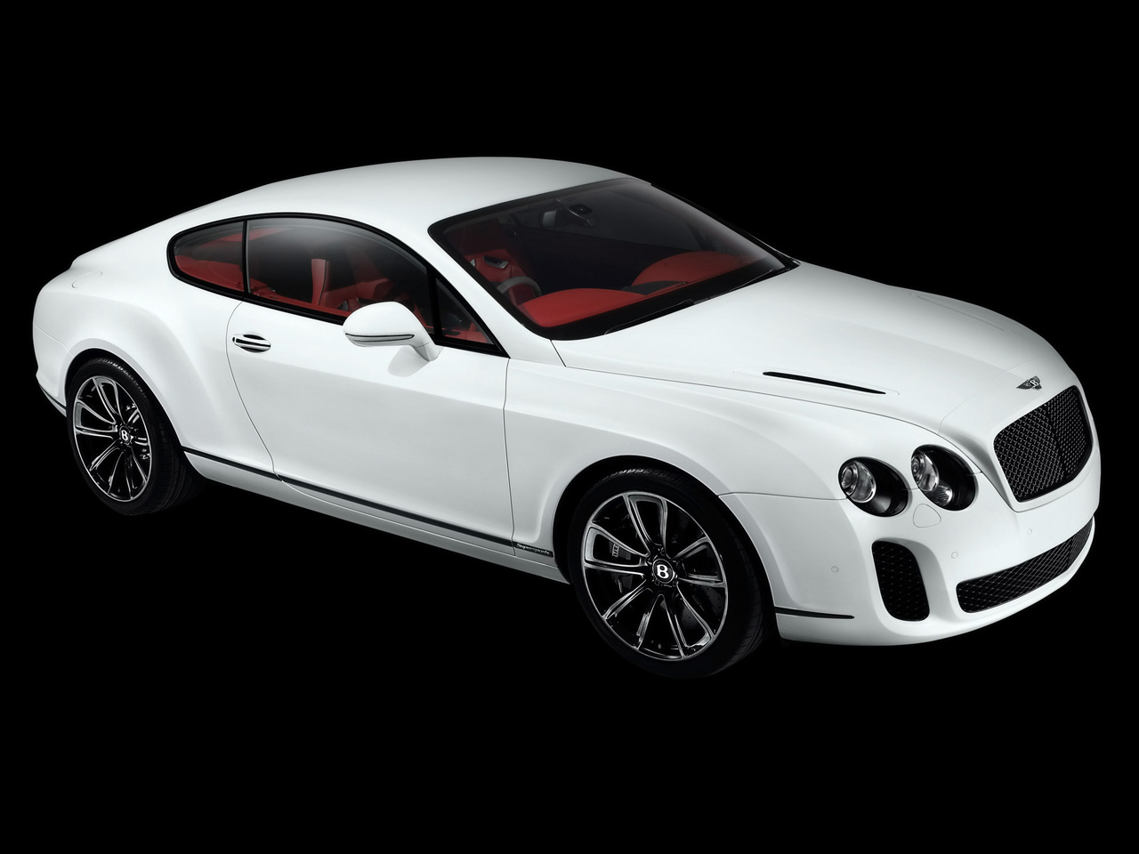 2010 Bentley Continental Supersports #12