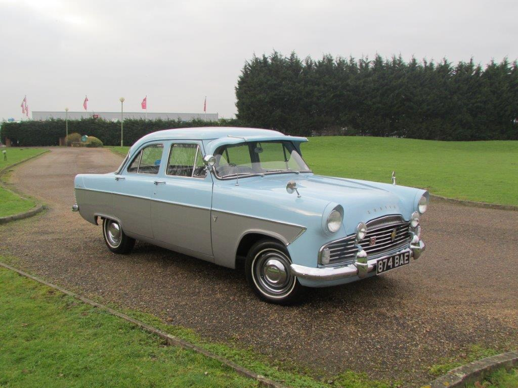 1957 Ford Zodiac Photos  Informations  Articles