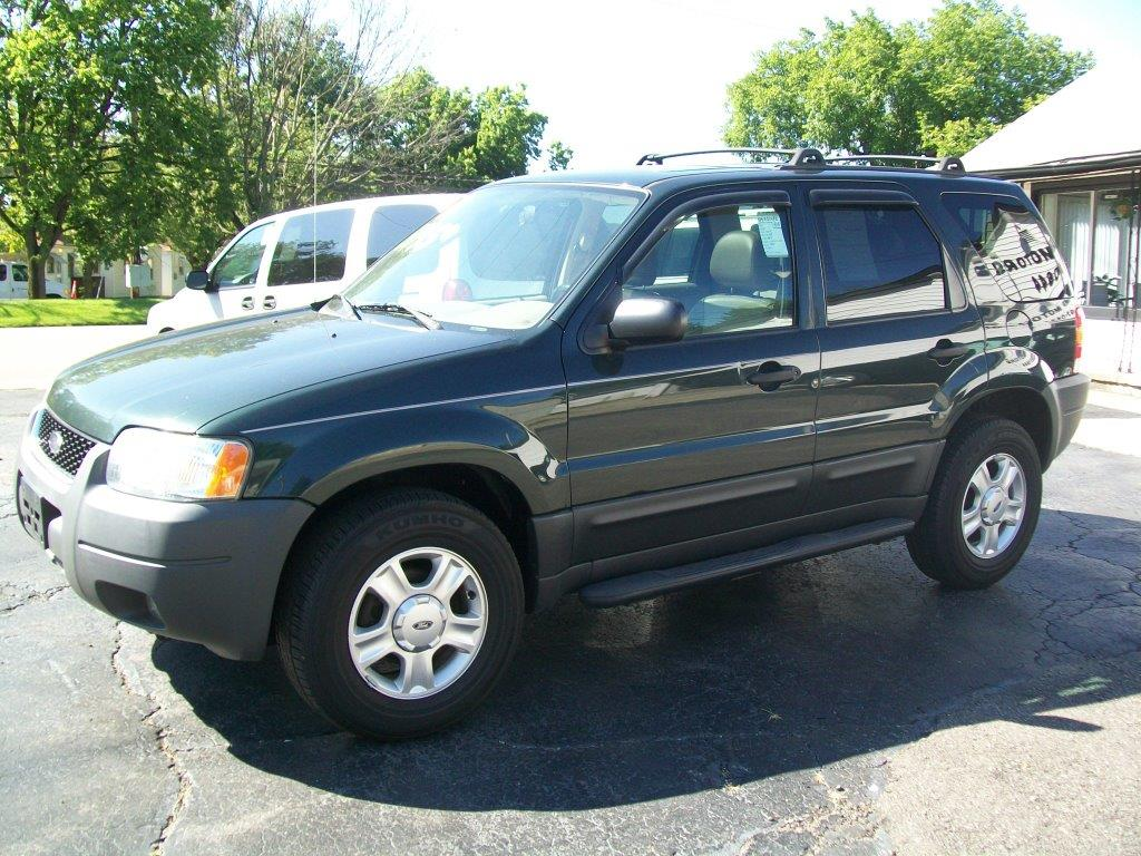 2004 Ford Escape #11