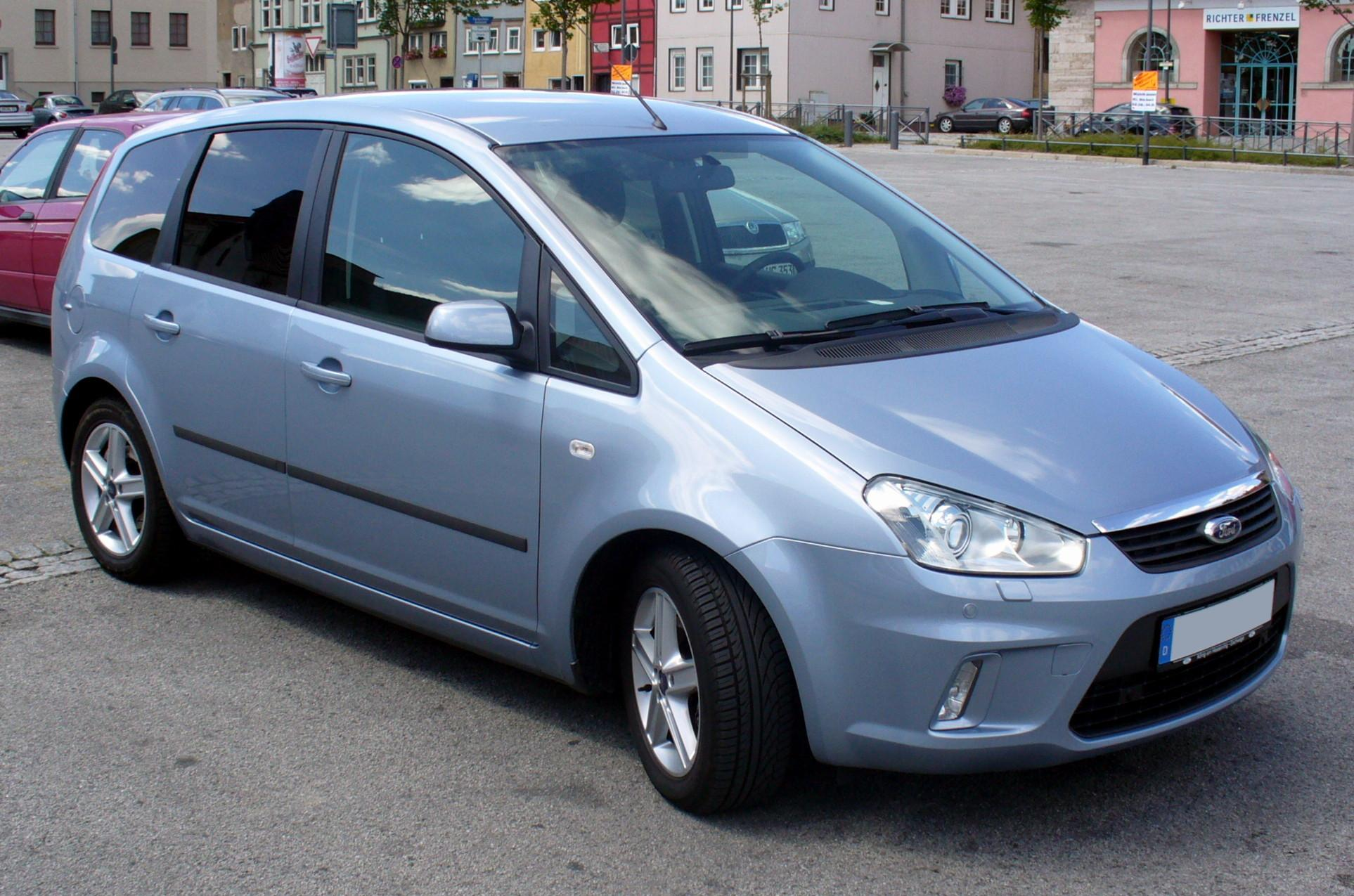 2007 Ford C-MAX #2