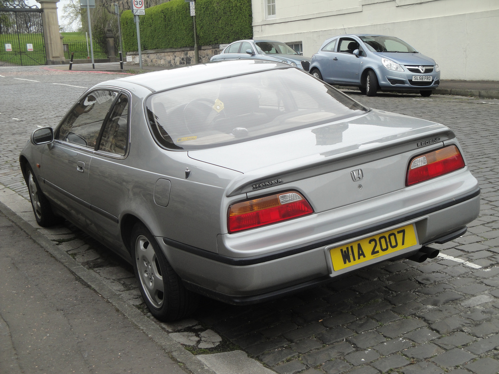1992 Honda Legend #8