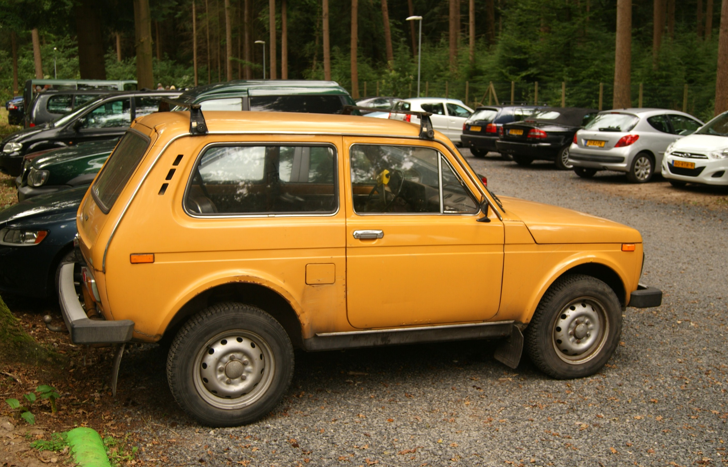 1982 lada niva photos informations articles. Black Bedroom Furniture Sets. Home Design Ideas