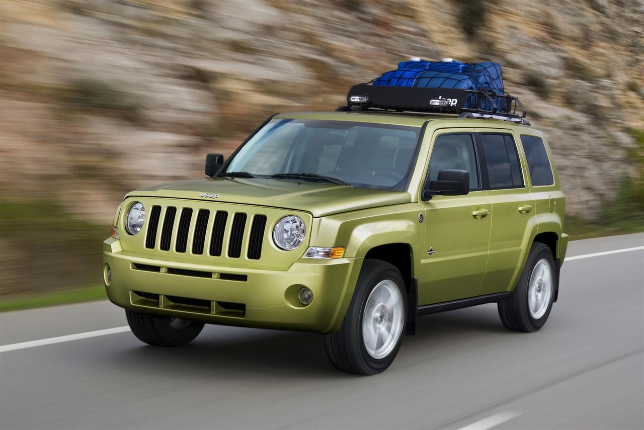 2009 Jeep Patriot #10